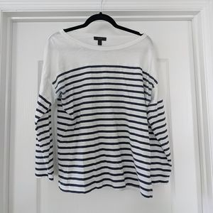 Women's JCrew StripedTop